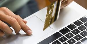 Cartão de crédito para pagamentos