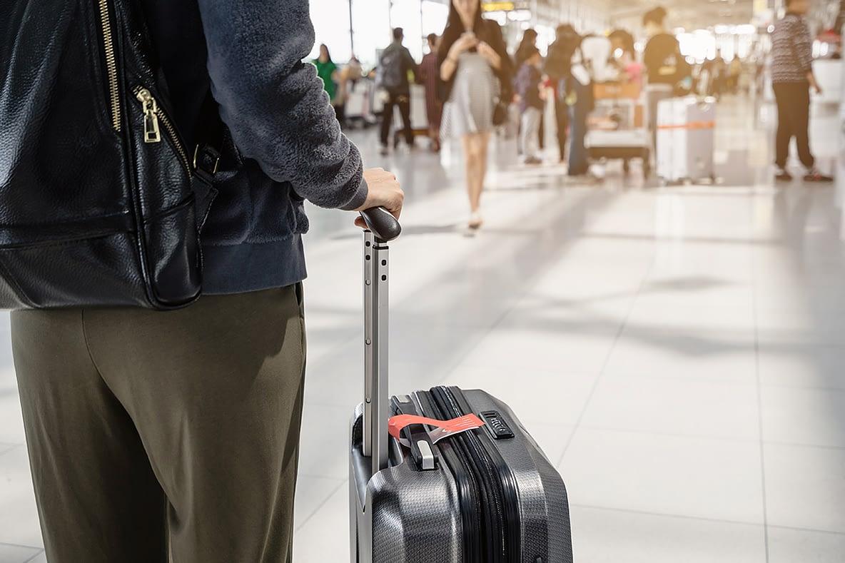 emergência em viagens a negócios