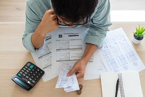 controle de despesas