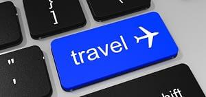 Controle da política de viagens
